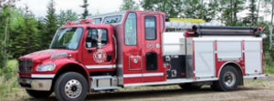 click to go to La Ronge Fire Department website